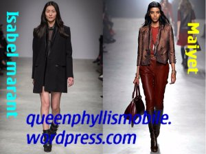 Isabel marant and Maiyet fal/winter 2013/2014