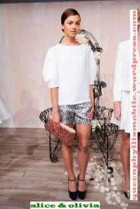Alice & olivia spring and summer 2014