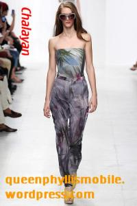 Chalayan spring and summer 2014