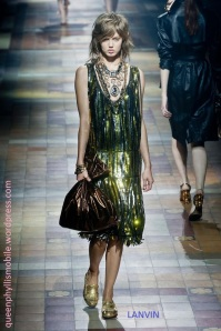Lanvin spring and summer 2014