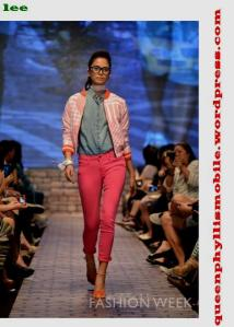 Lee spring and summer 2014