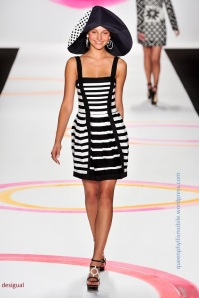 Desigual spring and summer 2014