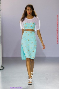 Frankie morello spring and summer 2014
