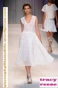 Tracy reese spring and summer 2014