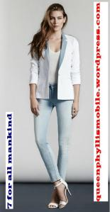 7 for all mankind spring and summer 2014
