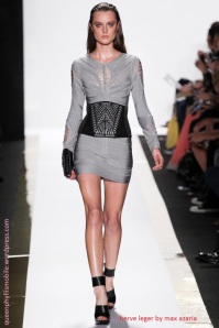 Herve leger by max azaria spring and summer 2014