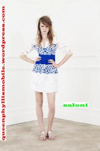 Saloni spring and summer 2014