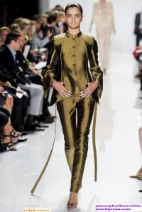 Ralph rucci spring and summer 2014