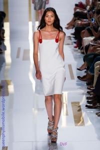 DVF spring and summer 2014