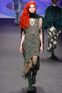 Anna sui fall/winter 2014/2015