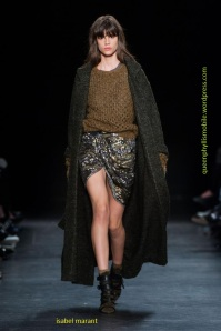 Isabel marant fall/winter 2014/2015