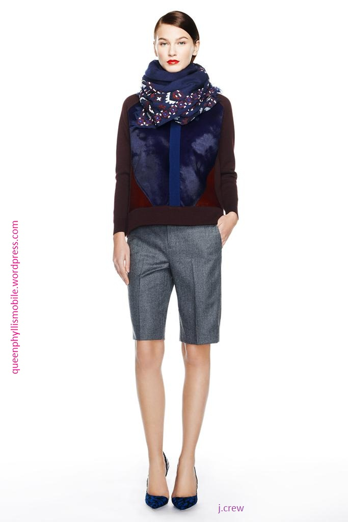 J.crew fall/winter 2014/2015 collection