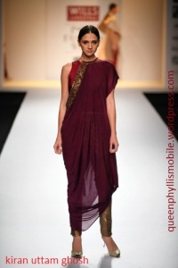 KIRAN UTTAM GHOSH fall/winter 2014/2015
