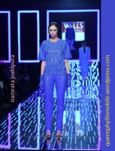 Namrata joshipura fall/winter 2014/2015 (match with your outfit handgloves)