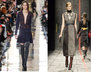Tory burch, altewaisaome fall/winter 2014/2015
