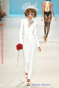 Betsey Johnson spring and summer 2015