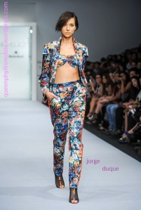 Jorge duque spring and summer 2015