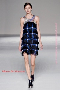Marco De Vincenzo spring and summer 2015
