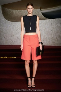 Opening ceremory spring and summer 2015