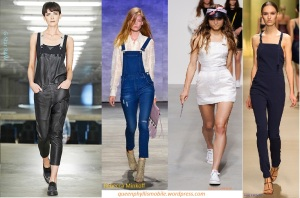 spring and summer 2015 overalls