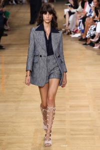 Chloé spring and summer 2015
