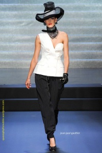 Jean Paul Gaultier spring and summer 2015