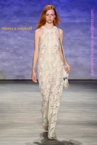 Rebecca Minkoff spring and summer 2015