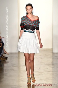 Sophie Theallet  spring and summer 2015