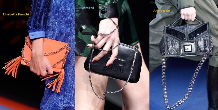 chain bags,,